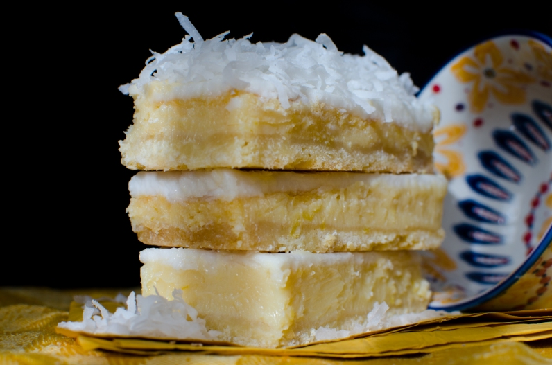 Lemon Bars for Photography Atelier 15 2013