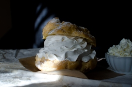 Cream Puff for Photography Atelier 15 2013